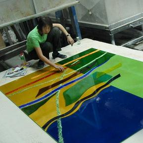 Art Glass Studio & Consultancy by Tan SockFong @ArtGlassCentre